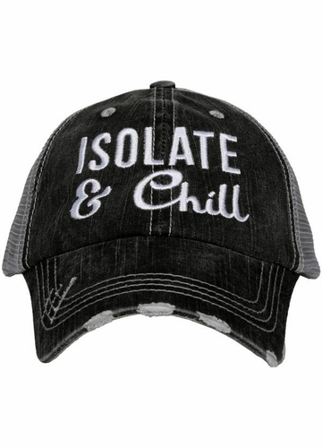 Isolate & Chill Women's Trucker Hat