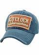 IT'S 5 O'CLOCK SOMEWHERE Vintage Baseball Hat inset 1