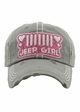 Jeep Girl Vintage Wash Baseball Hat inset 4