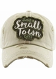 Just a Small Town Girl Baseball Hat inset 4