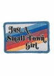 Just a Small Town Girl Trucker Hat inset 1