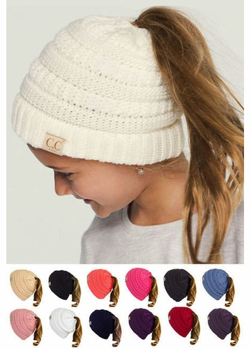 KIDS BeanieTails Hat from CC Brand