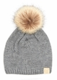KIDS CC Beanie Hat with Stars and Pom inset 4