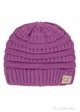 KIDS Knit Beanie Hat from CC Brand inset 3