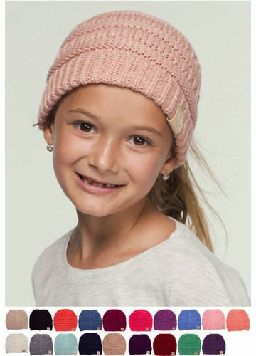KIDS Knit Beanie Hat from CC Brand