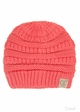 KIDS Knit Beanie Hat from CC Brand inset 4