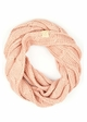 KIDS Cable Knit CC Infinity Scarf inset 4