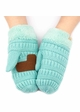 KIDS Solid Color Mitten CC Gloves inset 3