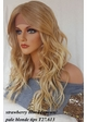 Lace Front Wig Tease With Loose Curls inset 3
