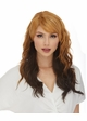 Lace Front Wig Tease With Loose Curls inset 1