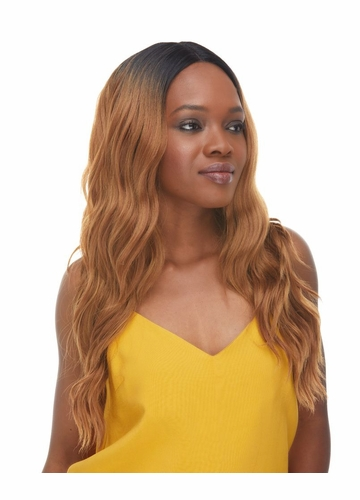 Lace Front Wig with Soft Waves Charlotte