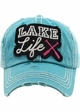 Lake Life Washed Vintage Ballcap inset 2
