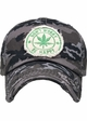 Leaf Don't Worry Vintage Ballcap inset 1