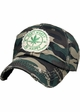 Leaf Don't Worry Vintage Ballcap inset 2