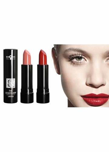 Legendary Lipstick by Bronx Colors in Hot Red