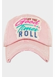 Let The Good Times Roll Vintage Ballcap inset 2