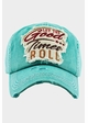 Let The Good Times Roll Vintage Ballcap inset 3