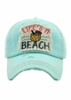 Life Is a Beach Vintage Baseball Hat inset 3