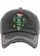 Limited Edition Christmas Cactus Baseball Hat inset 2