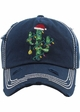 Limited Edition Christmas Cactus Baseball Hat inset 3