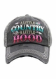 Little Country Little Hood Baseball Hat inset 2