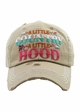 Little Country Little Hood Baseball Hat inset 3