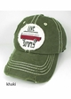 Live Simply Bus Baseball Hat inset 3