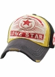 Lone Star Baseball Hat with Mesh Back inset 1