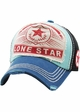 Lone Star Baseball Hat with Mesh Back inset 3