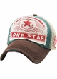 Lone Star Baseball Hat with Mesh Back inset 4