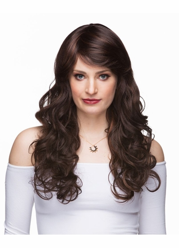Long Bouncy Curl Heat Safe Wig Everly