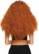 Long Curly Wig in Red inset 1
