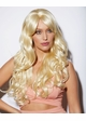 Long Curly Wig with Bangs Broadway  inset 3