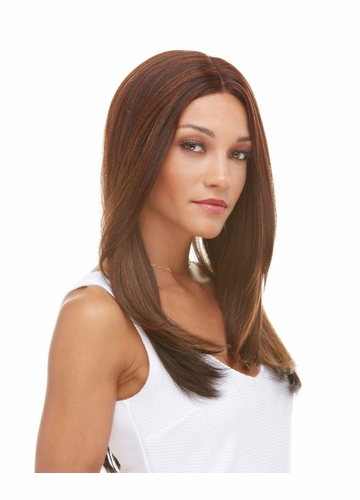 Long Layered Lace Front Wig Twilight