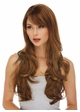 Long Layered Sultry Wig with Bangs Carmen inset 1