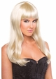 Long Straight Hair Wig Diva inset 1