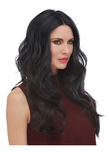 Long Tousled Lace Front Wig Orion