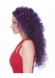 Long Wig with Spiral Curls Butterfly inset 3