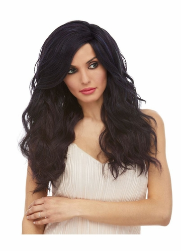 Loose Curls Lace Front Wig Calyx