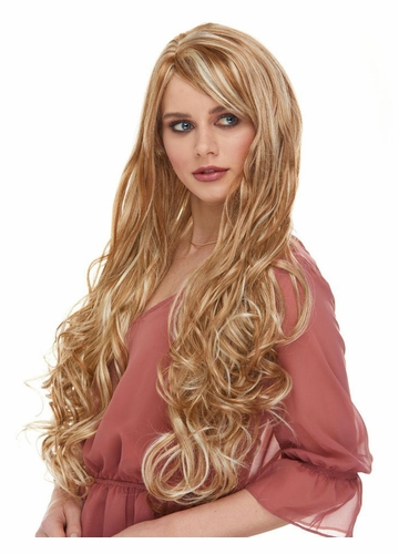 Luxe Super Long Wig Electra