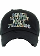 Make Money Not Friends Vintage Dad Hat inset 1