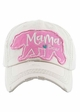 Mama Bear Heart Baseball Hat inset 4