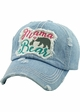 Mama Bear Vintage Patch Baseball Hat inset 3