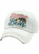 Mama Bear Vintage Patch Baseball Hat inset 4