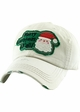 MERRY CHRISTMAS Y'ALL Washed Vintage Ballcap inset 2