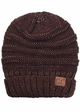 Metallic Color Slouchy CC Beanie Hat inset 4