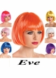 Mini Bob Wig Eve with Rich Bangs in 40 Costume Colors inset 1