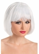 Mini Bob Wig Eve with Rich Bangs in 40 Costume Colors inset 2