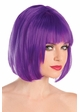 Mini Bob Wig Eve with Rich Bangs in 40 Costume Colors inset 3