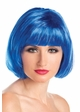 Mini Bob Wig Eve with Rich Bangs in 40 Costume Colors inset 4
